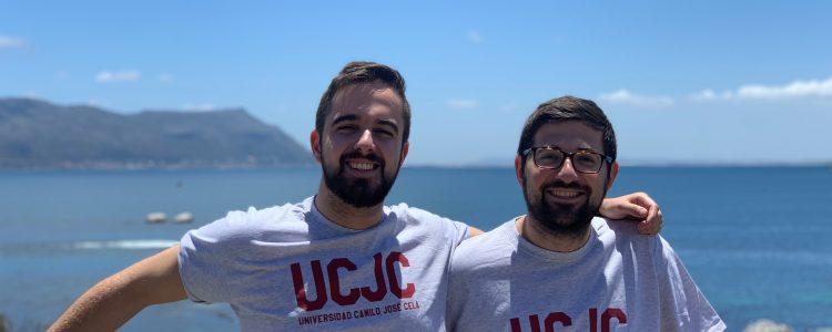 Equipo UCJC- Antonio Fabregat y Javier de la Puerta