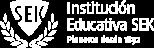Logo Institución Educativa SEK desde 1892