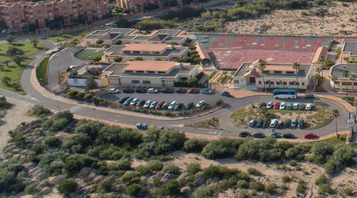 Colegio privado internacional SEK-Alborán