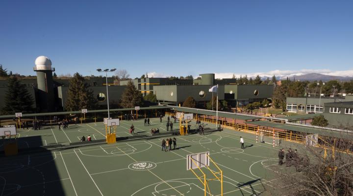 Colegio privado internacional SEK-Ciudalcampo