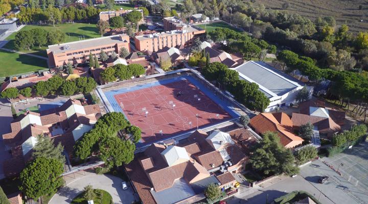 Colegio privado internacional SEK-El Castillo
