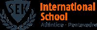 Logo Colegio Internacional SEK Atlántico